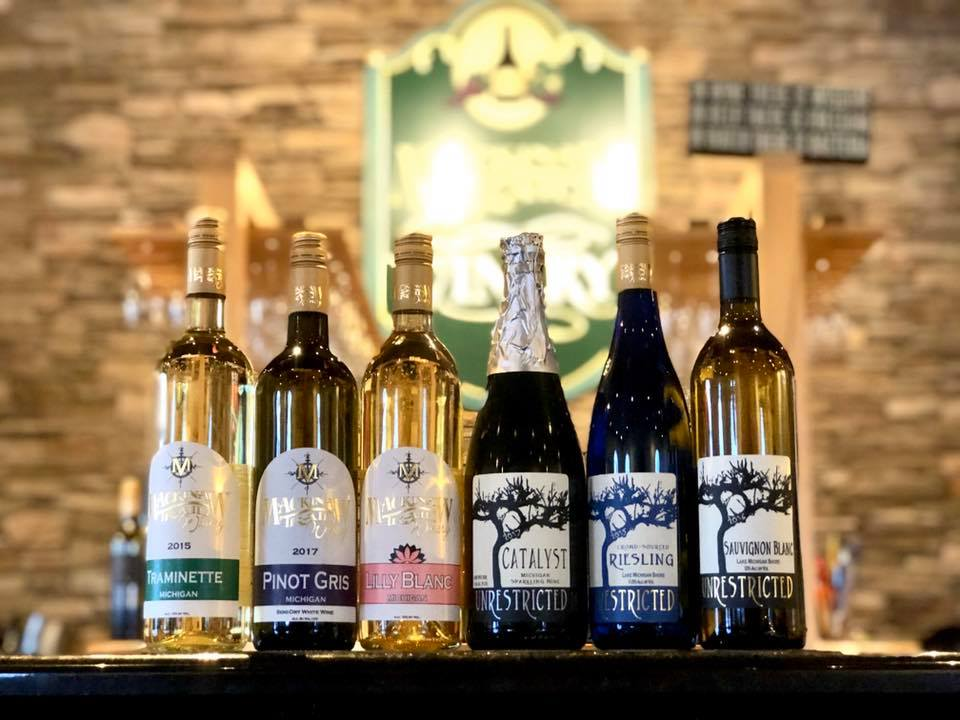 mackinaw trail winery and brewery wines