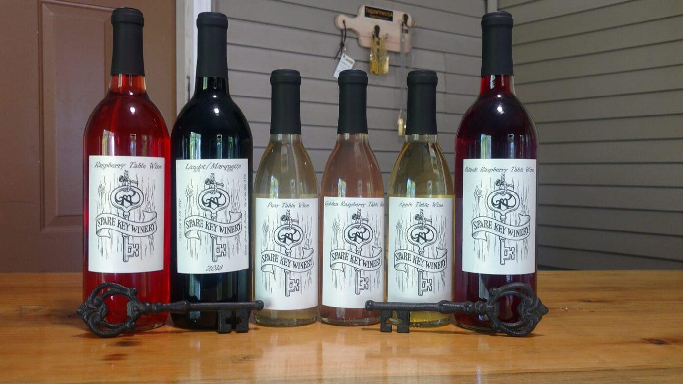 spare key wine 8
