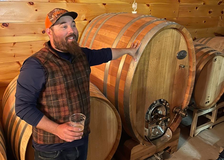 Dustin Mackinaw Trail Winery